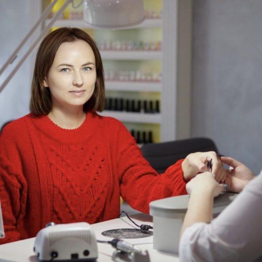 Отзыв Светланы о ногтевой студии Мадам Ко Ко